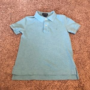 Boys RL polo
